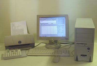Анализатор изображений АТ-05